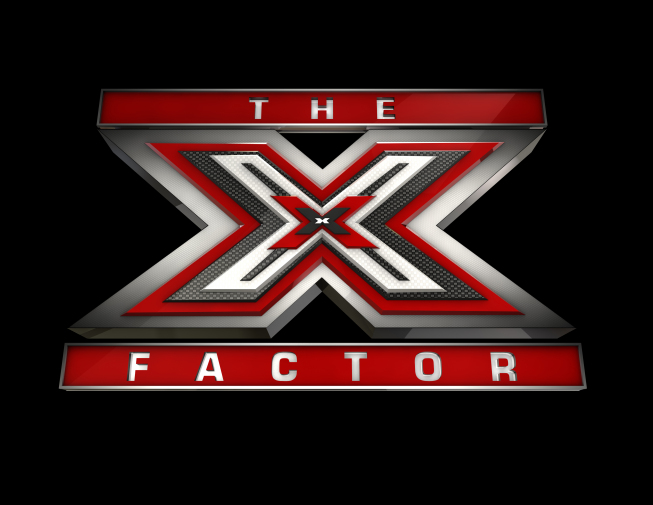 THE X FACTOR: Logo.