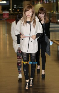 Sunny Airport Fashion