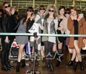 Airport Fashion: SNSD, KARA, T-ARA, and 9 Muses