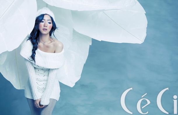 20111217_seoulbeats_ceci_shin_se_kyung_snow_goddess