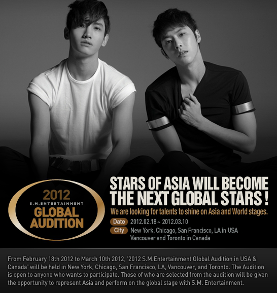 SM Global Audition: Only Asians Need Apply? – Seoulbeats