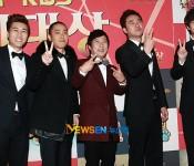2011 KBS Entertainment Awards Show Fashion