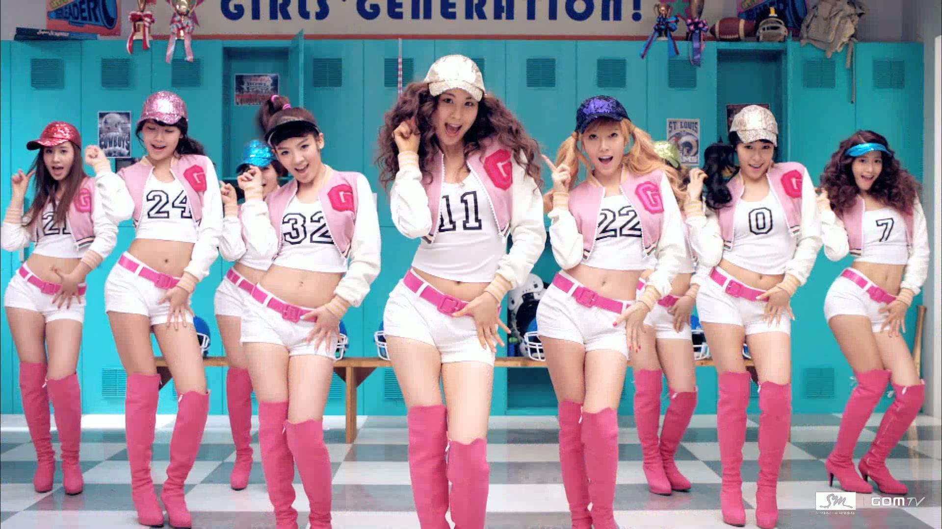 Girls\' Generation – Sweet Talking Baby