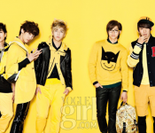 B1A4 is My Favorite Color