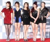 SBS Gayo Daejun: Red Carpet