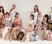 Sparkling Diamonds: SNSD for J.Estina