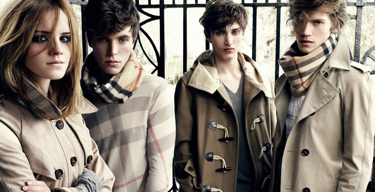 luxury good and burberry Why you don't need rich customers to sell luxury goods  being a luxury brand isn't what it's  burberry didn't double its sales or boost its stock in 2012.