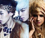 GD, TOP and Pixie Lott Aren't Left Dancing On Their Own