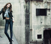 Goo Hara is Hot in the City