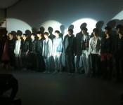 Monochrome, Metallics and Fringing: EXO's Fashion So Far