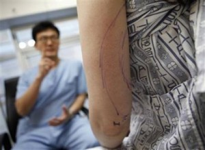 Pop culture, wealthy Chinese spur medical tourism in Asia