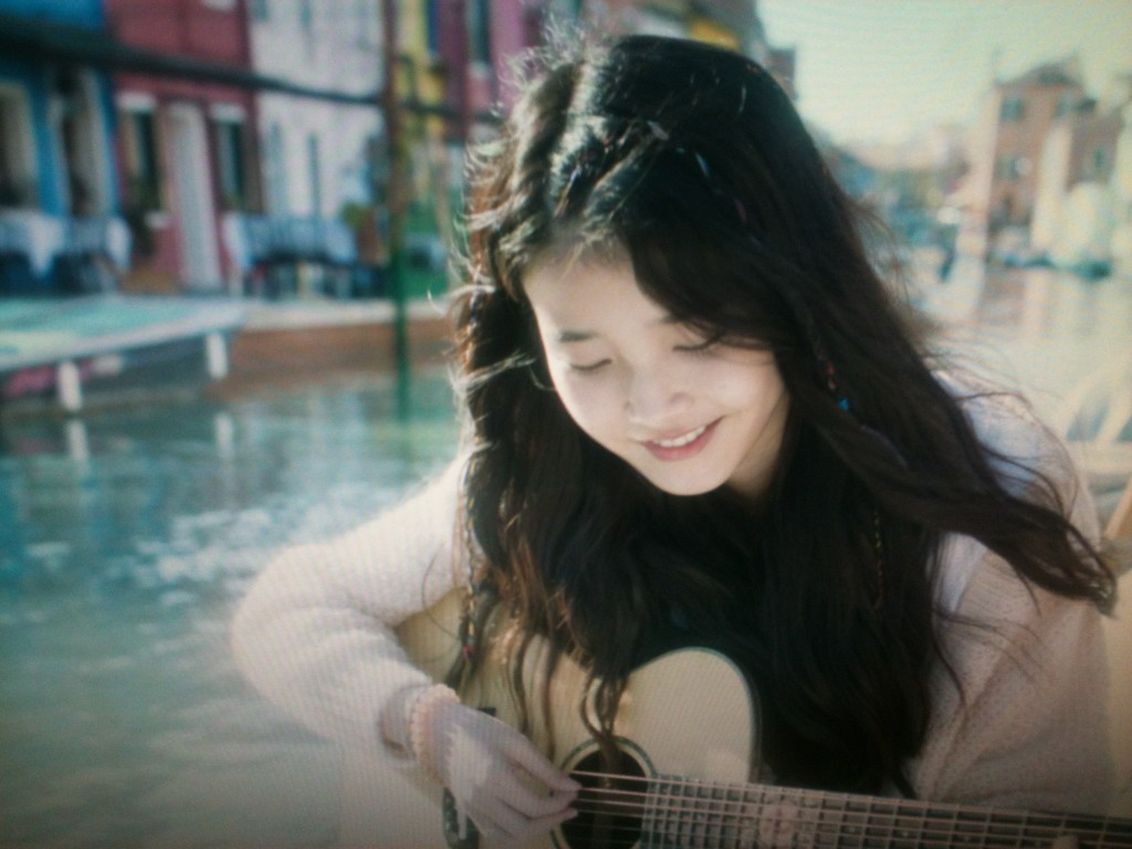 IU: Music & Lyrics: When Will IU Grow Up?
