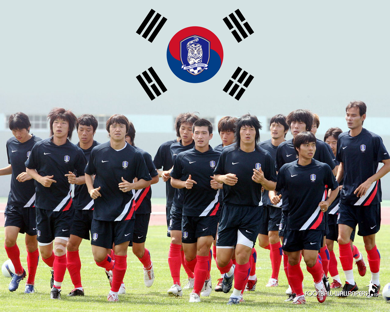south korea football