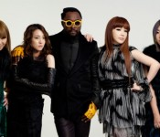 2NE1 Get Dumb For will.i.am's Sake