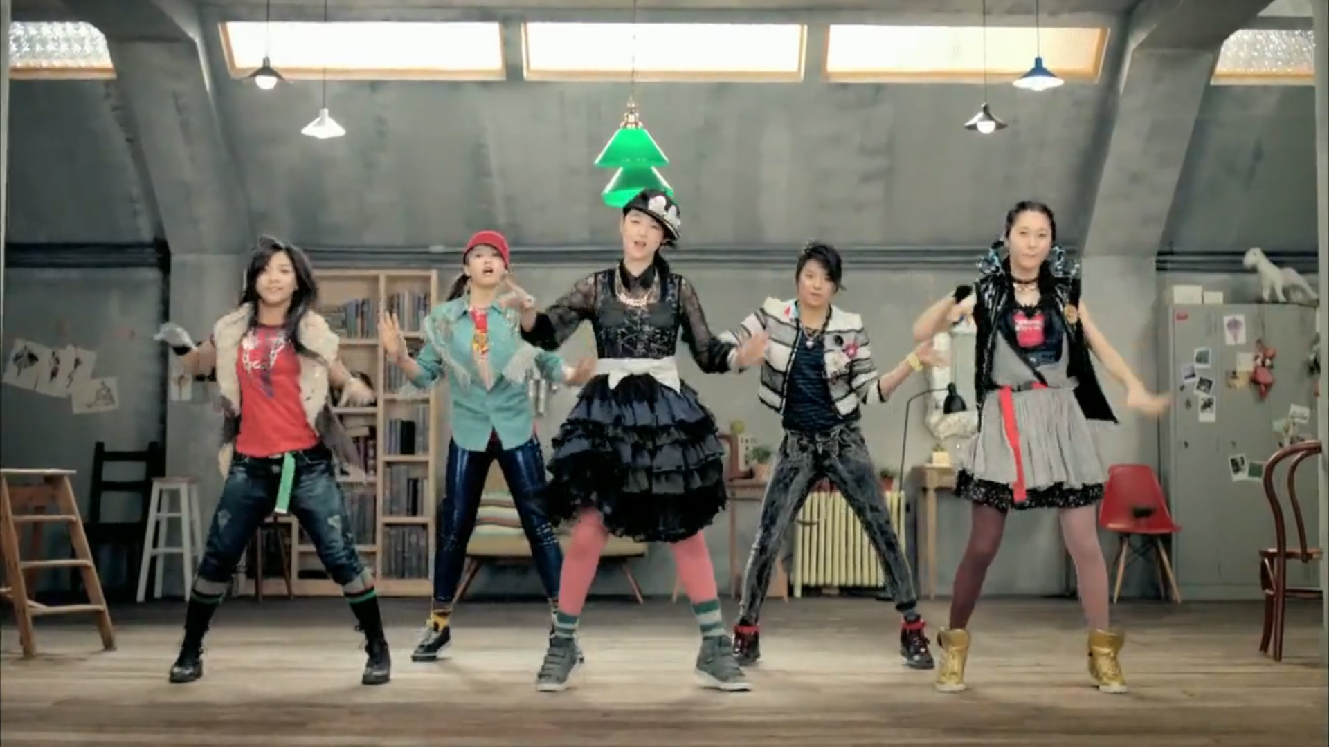 SB Dance Exchange #3: f(x)