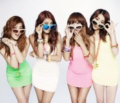 Sistar's Loving U This Summer