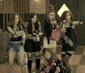 "It's A Dal Shabet Day Afternoon With ""Mr. Bang Bang"""