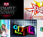 Idol Groups and Music Show Promotions