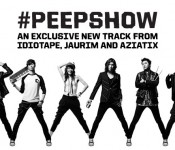 Three Artists. One #PeepShow