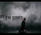 "Kim Hyung-jun Is Left with ""Sorry I'm Sorry"""