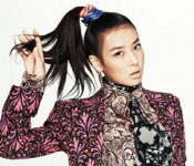 Yubin's Fall Fashion Sneak Peek for InStyle