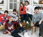 B1A4 for Omphalos F/W 2012