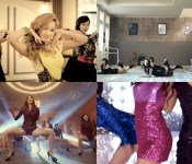 Hands, Hips, Legs and Butts: Girl Groups' Dances