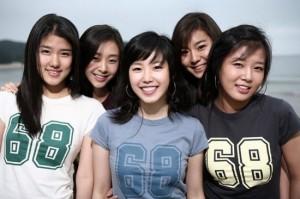 20121026_seoulbeats_5girls_yang_ji_won_gna_hyosung_uee_yubin