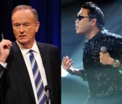 The O'Reilly Factor Goes Gangnam Style