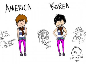 Dating a korean guy in america