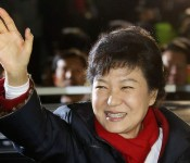Girls' Generation: Park Geun-hye Becomes ROK's First Female President