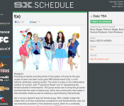SB Bite: f(x) Heads to SXSW?