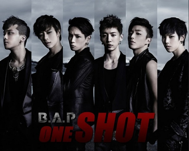 "B.A.P. Gets ""One Shot"" 