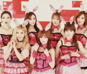 T-ara in Japan Part 2: Bunny Style