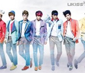U-KISS's New MV is a Standstill