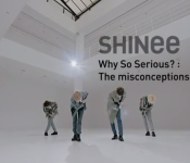 SHINee Drops their 'Why So Serious' Teaser