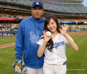 Tiffany's First Pitch Fail, Still Better than Jessica's