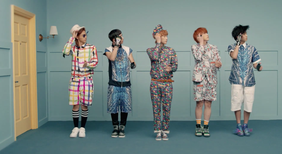 B1A4 What's Happening