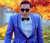 Psy Trolls Green Day Frontman?