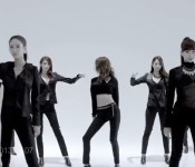"Nine Muses Get ""Wild"" With The MOGEF"