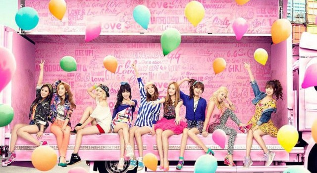 "Check Out SNSD's Super Summer-y ""LOVE & GIRLS"" PV"