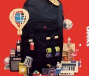 A Look at Geeks' Backpack