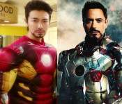K-pop Superhero Soulmate: Iron Man Edition
