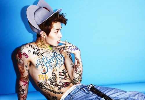 Super Junior-M's Henry Set for June 7th Solo Debut – Seoulbeats