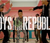 "Boys Republic Debuts with ""Party Rock"""