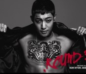 Kim Hyun-joong is Back for 'Round 3'