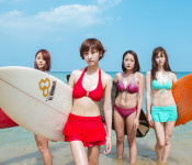 In Their New MV, T-ara Aren't Even Wearing Bikinis