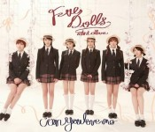 "F-ve Dolls Return with ""Deceived"" and ""Can You Love Me?"""