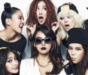 "SPICA's Shining Bright in ""Lee Hyori's XUnni"""