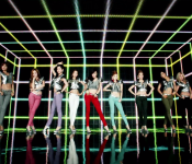"SNSD Hits Our Solar System with ""Galaxy Supernova"""